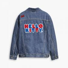 When Levi's collaborates with Hello Kitty: the street and girly collection! (PICTURES)